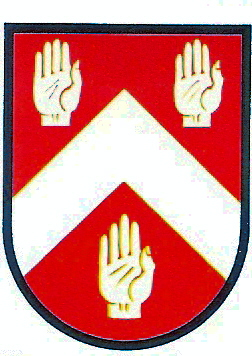 Arms of O'Byrne